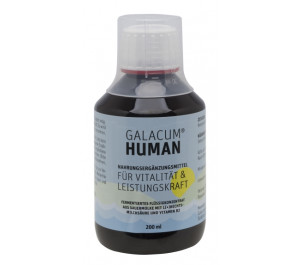Galacum Human 200 ml