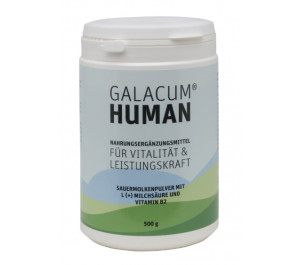 Galacum Human 500 g