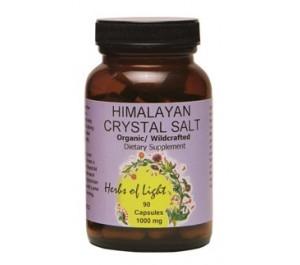 Himalaja-Kristallsalz Kapseln (90 Stk.)