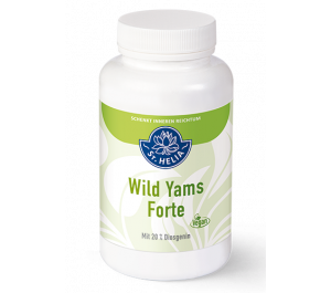 Wild Yams Forte