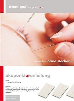 bion-pad Akupunktur-Anleitung