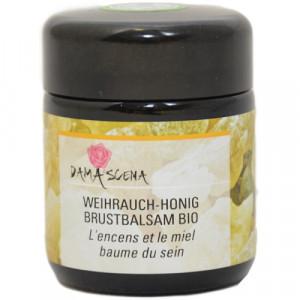 Weihrauch-Honig Brustbalsam Bio 60 ml