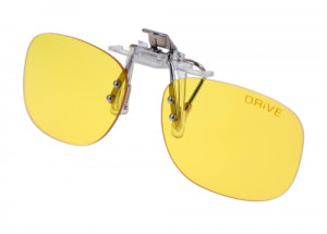 PRiSMA® Autofahrerbrille DRiVE Day&Night Clip-On