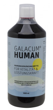 Galacum Human 1 Liter