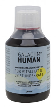 Galacum Human 200 ml