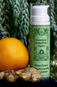 Duschgel Grapefruit-Ingwer 200ml