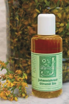 Johanniskraut-Olivenöl 100ml