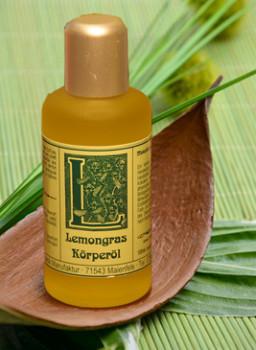 Lemongras Körperöl 100ml