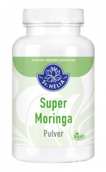 Moringa Blattpulver 115 g mit Urquellmineralien