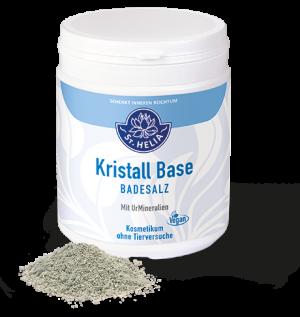 Kristall Base Badesalz