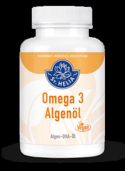 Omega-3 Algenöl