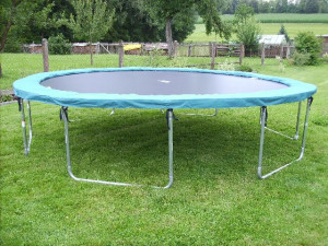 Trimilin-Gartentrampolin: Fun 43