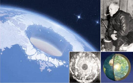 Geheimnisvolle Antarktis