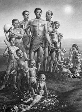 Wiedergeburt  oder Theodoras intrigen Reinkarnation