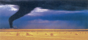 Tobende Tornados: Sendeanlagen wie HAARP greifen in die Winde der oberen Atmosphäre ein.