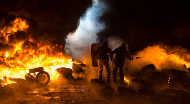 """""""Das ganze System zerstören"""": Der amerikanische Literaturprofessor John M. Ellis warnt, dass die aufflammende Gewalt in den USA erst der Anfang des Umsturzes sei."""