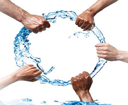 Das Wasser gehört allen