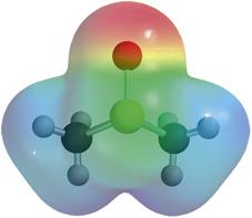 Die Molekularstruktur