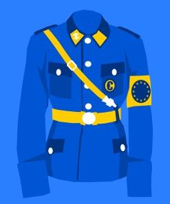 Gibt es bald eine gemeinsame Armee in Europa, mit Soldaten aus allen EU-Staaten?