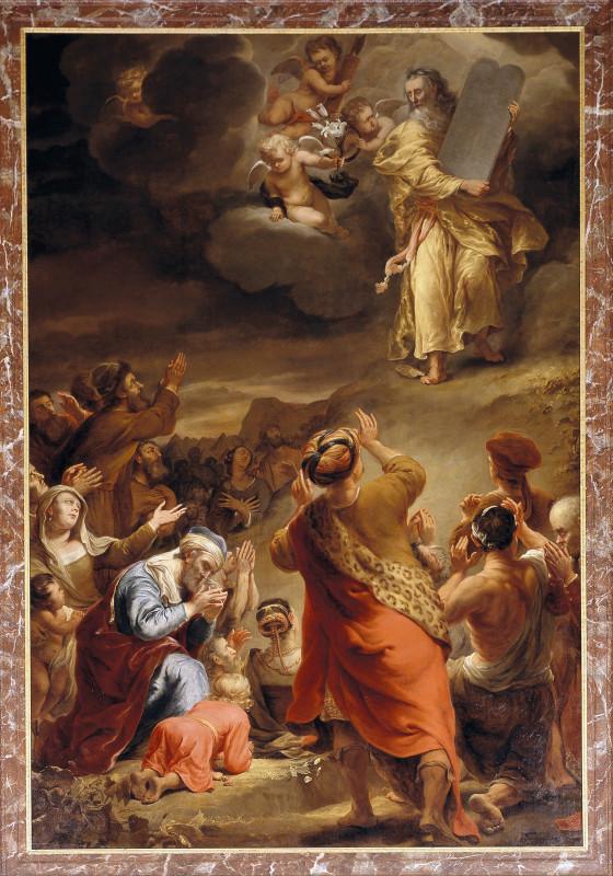 Moses 10 Gebote