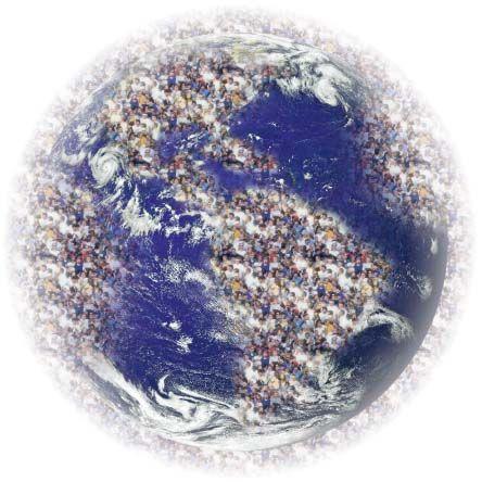 Ist der Planet wirklic �berbev�lkert?