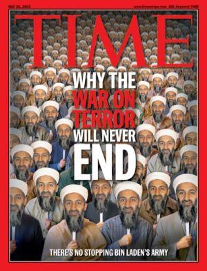 """""""Warum der Krieg gegen den Terror nie zu Ende sein wird"""": Schon 2003 verkündete das Time-Magazin, worauf sich die Welt einzustellen habe."""